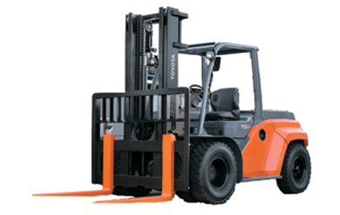 Toyota 8FDN/FGN Series IC Engine Forklift | Toyota Engine