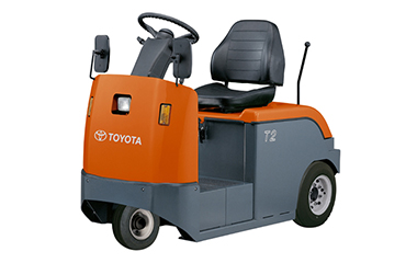 Toyota Towing Truck Battery Tow Truck India Industrial